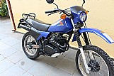 Xl 250 - azul - 1983- 50 mil km - tudo em ordem