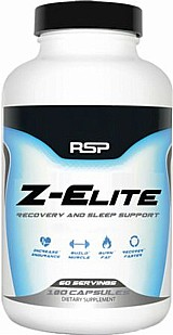 Z-elite - rsp nutrition (180 capsulas)