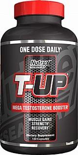 T-up - nutrex (120 capsulas)