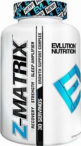 Z-matrix - evlution nutrition (120 capsulas)