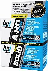 Combo a-hd elite - bpi (30 capsulas)   solid - bpi (30 capsulas)