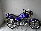Moto suzuki,  en 125 yes,  ano 2007,  completa com partida eletrica