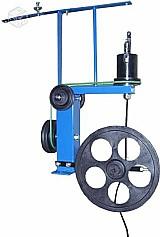 Maquina de produzir cordao