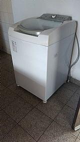 Maquina de lavar roupa usada,   brastemp 11kg,  branca em otimo estado por r$290, 00