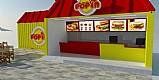 Franquia fast food popin