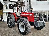 Trator massey ferguson 283 ano 2005 direção 4 x 4