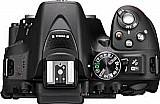 Nikon d5300 lente 18-55mm