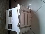 Ar condicionado de janela springer 7500 btu com pouco uso.