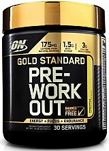 Gold standard pre-workout - optimum nutrition (300g)
