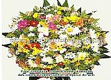 Coroa de flores promocao - coroas para velorio&8206;