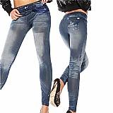 Calça jeans imitação