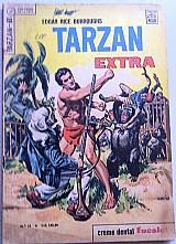 Tarzan n. 81 - ebal - fevereiro/1964