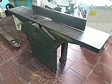 Desempenadeira famac em ferro fundido,  1500x300 com motor usada