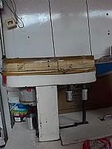 Produtora de massa e picoles 250 hs ou 40 l massa hs