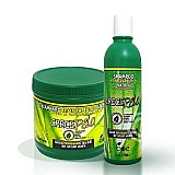 Kit cresce pelo boe shampoo 370ml   mascara 454g