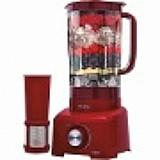 Liquidificador philco ph900 12 velocidades 900w vermelho110v
