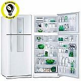Refrigerador  geladeira electrolux frost free 2 portas 553 litros branca - df80