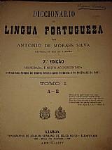 Diccionario lingua portugueza