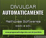 Quer divulgar seu site usando softwares