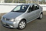 Renault logan 2005 prata