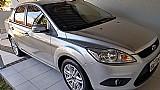 Focus sedan glx 2.0 flex automatico 30.100 km original manual chave copia sensor de re completo