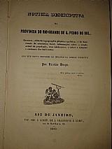 Noticia descriptiva da provincia rio grande de s.pedro do sul