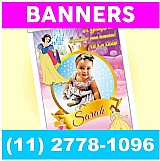Banner em lona - santo andre