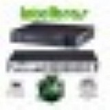 Dvr 16 canais gravador digital video multi hd mhdx 1016