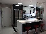 Apartamento 3 dormitorios 2 vagas 86 m² em santo andre - vila valparaiso.