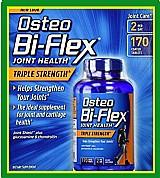 Osteo bi-flex triple strength 170 caplets *disponivel no brasil*