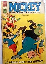 Mickey n. 134 - dezembro/1963