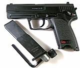 Pistola de pressão heckler & koch (hk) usp cal. 4.5mm co2