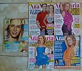 Revistas com angélica na capa