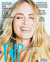 Revista trip com angélica na capa