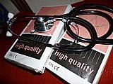 Estetoscopio only head,  somente uma cabeca,  uso clinico
