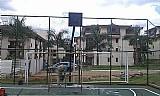 Fábricação de poste para vôlei,  aro de basquete e trave para futebol de salão,  tabela para basquete