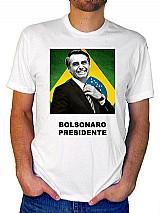 Camisa personalizado com diversas estampas incluindo bolsonaro,  dr. sergio moro e dr. eneas