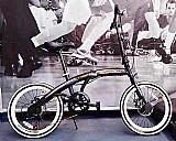 Bicicleta dobravel bike 20 freio disco 7 vel shimano