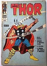 Quadrinhos thor 10,   14,   16,   18,   19 - ebal - 1968/1969
