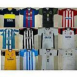 Camisas de times de futebol do brasil e do mundo