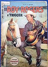 Roy rogers n. 28 - ebal - agosto/1962
