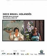 Dvd doce brasil holandes