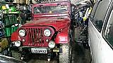 Jeep willys 4x4 opala troco l 200 hilux ranger dupla militar engesa trilha