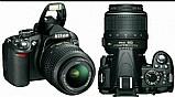 Camera fotografica nikon mod d5100
