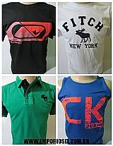 Camisetas masculinas de marca