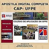 Apostila colegio de aplicacao da ufpe - entrega via email