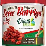 Farinha seca barriga com goji berry vitalli fibras 300g