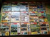 Vendo 29 revistas antigas da quatro rodas 1961 a 1981 varios modelos de carros da epoca (gol,  fusca,  chevette opala etc)  20 r$ cada uma 1999560-8466 whats 193362-6210
