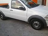 Fiat strada branco 2013