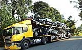 Transporte de veiculos cegonha